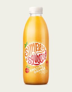 Simply Squeezed on Packaging of the World - Creative Package Design Gallery