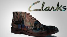 Clarks Shoes: Street life