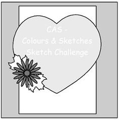 CAS Colours & Sketches: Sketch Challenges Archive