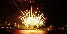 Blanes Costa Brava Fireworks 2010. International Fireworks Competition