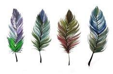 단풍 그리기, 깃털 그리기 ... 가을 그리기 : 네이버 블로그 Plants, Blog, Blogging, Plant, Planets