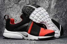 quite nice 964b1 15bd5 Womens Nike Air Presto Extreme Red Black White
