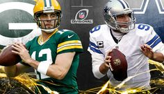 The #DallasCowboys have gotten over the hump and have won just their second playoff game in the Tony Romo era. Can they reach the NFC Championship Game for the first time in his career? They're 6.5-point dogs to the #GreenBayPackers at Lambeau Field on Sunday with the 'total' lined at 53.  COWBOYS – PACKERS POINT SPREAD PLAYOFF GAME 2015 #NFL