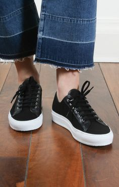 Shop Common Projects designer brand today at Epitome of Edinburgh. Browse innate style pieces rather than trend-led fashion. Common Projects, Everyday Objects, Sneakers Fashion, Branding Design, Footwear, Pure Products, Stylish, Leather, Shopping