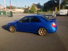 My 03 WRX
