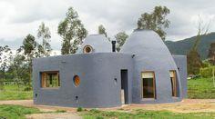 Earthbag Building: La Casa Vergara