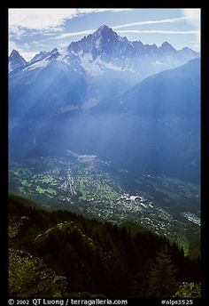 One day.. I will visit the Alps.