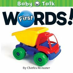 Baby Talk First Words Board Book by Teacher Educational Products. $6.99. Manufactured by .: Teacher Created Resources. SKU.: TCR418709. Sold As 1 Each. * Bright photographs of familiar objects engage little ones as they new words.