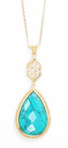 teardrop pendant necklace  http://rstyle.me/n/peu9spdpe