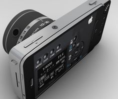 iCAM-wish this was an option!  not that i could afford it but a girl can dream :P