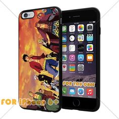 OnePiece Anime Cartoon Manga Cell Phone42 Iphone Case, For-You-Case Iphone 6+ Plus Silicone Case Cover NEW fashionable Unique Design
