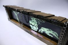 Items similar to Evil Dead - Army Of Darkness - Fruit Cellar LED Light Box From Gearbox Designs on Etsy