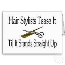 t shirt designs for hairstylists | Funny Hair Stylist Sayings T-Shirts, Funny Hair Stylist Sayings Gifts ...