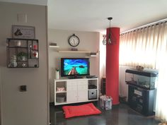 Kallax #Cortinas #Ikea #Muebles #Colores #Paredes #Fengshui #Deco ...