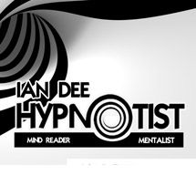 Ian Dee the Stage Hypnotist - One of the UKs best loved hypnotists. Ian Dee Comedy Stage Hypnotist For Hire