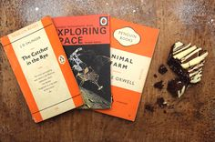 Treat the Everyday Dad in your life, this Fathers Day with a Vintage Book and a delicious chocolate brownie!       #Chocolate #brownie #vintage #books #penguin #penguinbooks #ladybirdbooks #fathersday #greatgifts