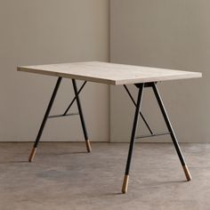 tipped writing desk