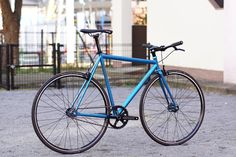 AFFINITY CYCLES lo pro | BUILT BY BLUE LUG