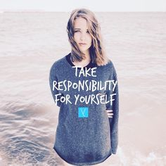 Take responsibility for yourself. Remember that you are in control of you.  This was a hard lesson for me. We cannot control what happens to us in life but what we can control is ourselves. The way we choose to react to things. The direction of our thoughts. The action we take to handle it. You control you.  http://ift.tt/1m5VvPP // Melissa Means // @mommymeansbusiness  Be sure to check out http://ift.tt/1m5VvPP for more real stories from real people to help you build a better life (link in…