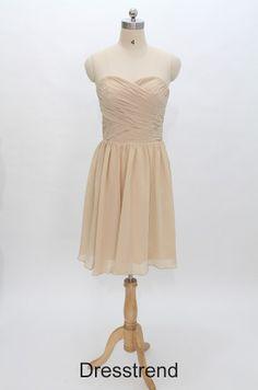 Custom Bridesmaid Dresses Short bridesmaid Dress / by DressTrend, $89.99