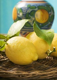 This shot reminds me of the Italian limoncello - but the lemons were the size of footballs!
