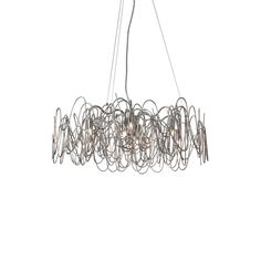 Notebook Doodles Chandelier | 6LT Chandelier Brushed Chrome Finish. AXI-246C-BC. $436.00  dotandbo.com   6 Light Chandelier Burnished Nickel Finish Product Specifications Width 23 inches  Height 9 inches  Weight 23 lb  Adjustable No  Flush Mount Available No  Has Diffuser No