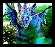 -SOLD- Majestic  Winged Dragon by Wood-Splitter-Lee.deviantart.com on @deviantART