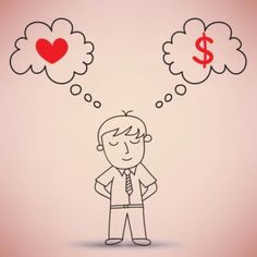 What Is Worth More: Success Or Love?