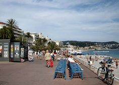 Strolling along the Promenade des Anglais in Nice, where Rowan spots Taylor painting one afternoon. Russian Boys, Rowan, Street View, Nice, Painting, Image, Painting Art, Paintings, Nice France