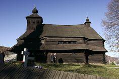 Drevené kostolíky na východnom Slovensku - Photopointy   ePhoto.sk - foto, fotografie, fotoaparáty
