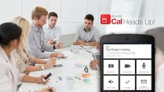 HeadsUp Makes Cal the Perfect Calendar App for Managing Meetings (Android)