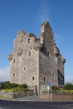 Scalloway Castle, Shetland, Scotland