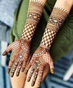 Khafif Mehndi Design, Mehndi Designs Book, Mehndi Designs For Beginners, Stylish Mehndi Designs, Dulhan Mehndi Designs, Mehndi Design Photos, Beautiful Henna Designs, Beautiful Mehndi, Henna Mehndi
