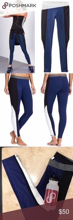 Derek Lam 10C For Athleta Merge Tight In Neptune Blue. Fitted and lightweight, with flat lock seams and a heat heathered waistband. Perfect for training, gym or yoga. With breathable coolmax gusset, stretchy and comfortable. Fabric: polyester, spandex. Imported. Like new condition, no flaws. All reasonable offers are welcome! Please make all offers through the offer button🤗 10 Crosby Derek Lam Pants