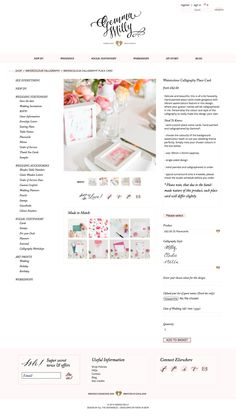 Gemma-Milly-Shopify-Site-by-All-the-Adorables-Shop-Product-Page