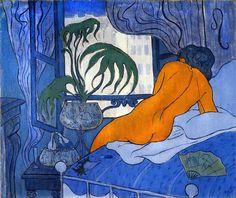 Inside the Spirals, lanangon: Matisse The Blue Room Maurice Denis, Art And Illustration, Henri Matisse, Post Impressionism, Art Design, Oeuvre D'art, Art Inspo, Painting & Drawing, Art Drawings