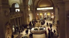 Inside the Met Museum in New York - www.BringYourDate.com New York Museums, Romantic Dates