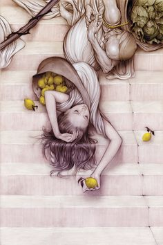 Gimme More Bananas: James Jean