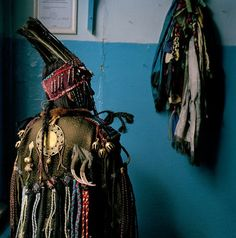 shaman coat