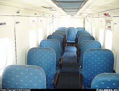 Aircraft used to serve distant short-runway islands. Olympic Airlines, Airplane Interior, Aircraft Interiors, Aircraft Pictures, Olympics, Aviation, Vintage Airline, Airports, Airplanes