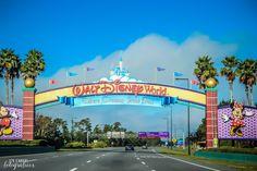 Parques de Orlando Entrada da Disney