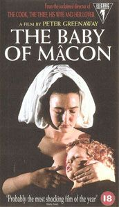 The Baby of Macon - Peter Greenaway