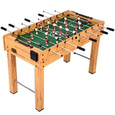Football Game Table Arcade Foosball Soccer Set Indoor Sports Teens Adults  Size #Costway