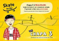 Campanha Chapa 3 | Colégio Aguilera