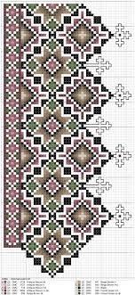 Bilderesultater for kvarde Embroidery Patterns, Cross Stitch Patterns, Chart Design, Bohemian Rug, Embellishments, Diy And Crafts, Folk, Kids Rugs, Sewing