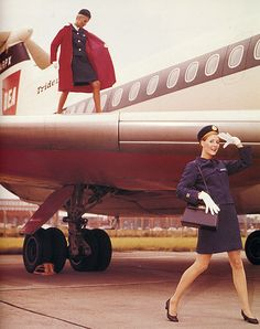 flight attendants...