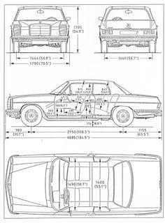 mercedes-coupe-w114.gif | ViaRETRO