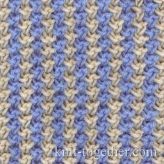 Two-Color Pattern 1