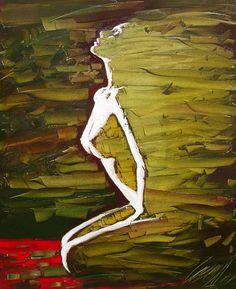Taras Loboda was born in IvanoFrankovsk, Ukraine, in the family of a prominent Ukrainian artist In he graduated from the Kiev Art Academy Taras has been living in Prague since 1993 with his family Working in his Praguebased studio, Taras exh - # Figure Painting, Painting & Drawing, Music Painting, Painting Inspiration, Art Inspo, Art Academy, Fine Art, Erotic Art, Figurative Art