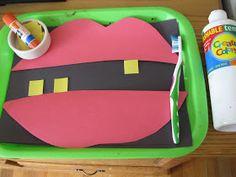 The Preschool Experiment: Tot School: Dental Health